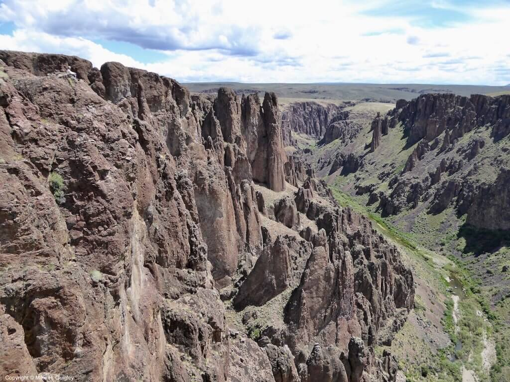 Antelop Creek - Rest Stop - The Owyhee
