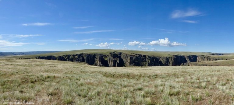 Antelope Creek Breaks - In the Owyhee - Beyond the Road